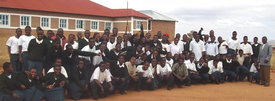 Magulilwa Students